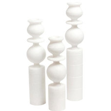 contemporary candles and candle holders by Vivre