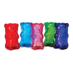 Gummy Bear Lights - You can enjoy a whole, tasty-looking rainbow of gummy bear lights.