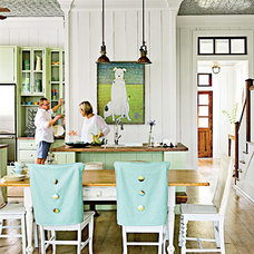 Eclectic  Coastal Living