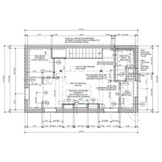 Traditional Floor Plan by OakWood Renovation Experts