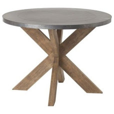 Eclectic Dining Tables by Clayton Gray Home