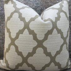 Designer Pillow Cover Lumbar 16 x 16 18 x 18 20 x by 3BModLiving