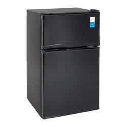 Avanti - Avanti Black 3.1 Cubic Foot Counterhigh Refrigerator - FEATURES