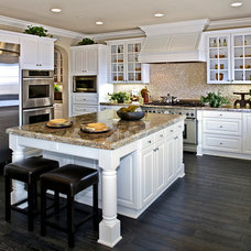 Contemporary Kitchen Cabinets by BUILDERS SURPLUS INC