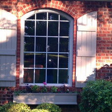 Traditional Exterior by Fineline Construction