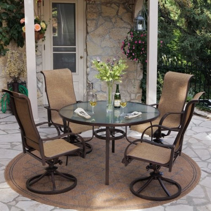 Modern Outdoor Tables by Hayneedle