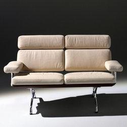 Herman Miller - Herman Miller | Eames® 2-Seat Sofa - Design by Charles & Ray Eames, 1984.