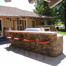 Contemporary Outdoor Products by Rustic Brick and Stone