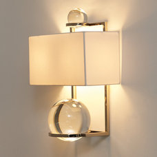 Eclectic Wall Lighting by BELLA VICI