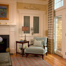 Transitional  by Gale Michaud Interiors
