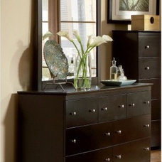 Contemporary Dressers Chests And Bedroom Armoires by Hayneedle