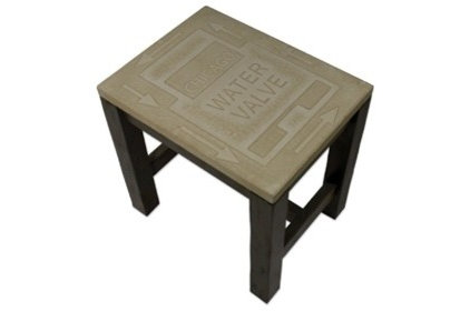 Eclectic Nightstands And Bedside Tables by haute-house.com