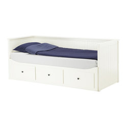 Ikea Hemnes Daybed with 3 drawers in white