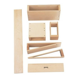 Jonti-Craft 27 Piece Hollow Blocks Nursery Set