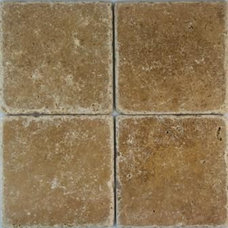 mediterranean floor tiles by Moda Marble Co