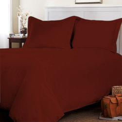 "Egyptian Cotton Sheet Set With Extra 26"" Deep Pocket 400 TC Solid (Cal-King, Bri - Set include 1 Fitted sheet(72 x 84 inches), 1 Flat sheet(110 x 102 inches�) and 2 king-size pillowcases(20x 40 inches�) only."