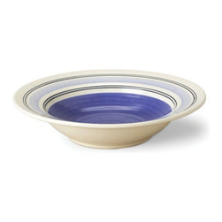 Pfaltzgraff - Pfaltzgraff Rio Rim Soup Bowls - Set of 4 Multicolor - 5700120K - Shop for Bowls from Hayneedle.com! About PfaltzgraffWhen the name Pfaltzraff is spoken people think of fine ceramics for the home and beautiful dinnerware for the table. For nearly 200 years the Pfaltzgraff brand has been associated with the highest quality of ceramic products. The company has grown from a little pottery shop that produced simple earthenware salt-glazed stoneware crocks and even flower pots into one of the most beloved designers and marketers of dinnerware drinkware ceramic accessories giftware and other products.