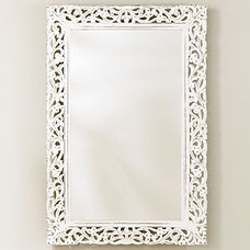 traditional mirrors by World Market