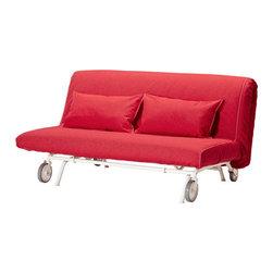 T Sandell/C Martin/IKEA of Sweden - IKEA PS LÖVÅS Sofa bed - Sofa bed, Vansta red
