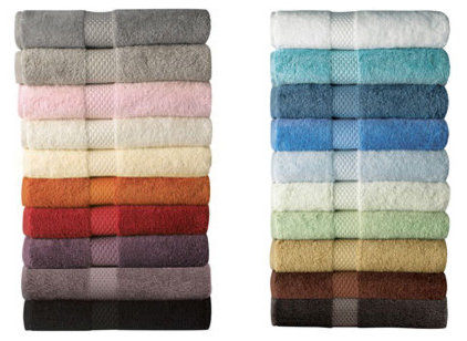 Traditional Bath Towels by ABC Carpet & Home