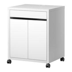 Henrik Preutz - MICKE Storage unit - Storage unit, white