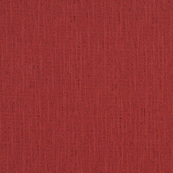 Dark Red, Textured Solid Drapery and Upholstery Fabric By The Yard - This contemporary multipurpose jacquard fabric is great for all indoor upholstery, bedding and drapery uses. This material is uniquely designed and durable. If you want your furniture to be vibrant, this is the perfect fabric!