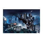 York Wallcoverings - Batman Dark Knight Rises Giant Wallpaper Accent Mural - FEATURES: