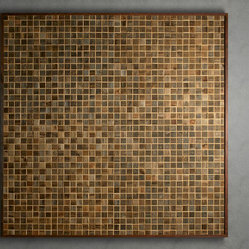 Reclaimed Wood Mosaic Products on Houzz