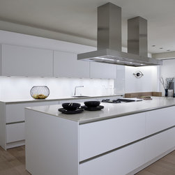 SieMatic S2 - SieMatic S2 Lotus White Perspective