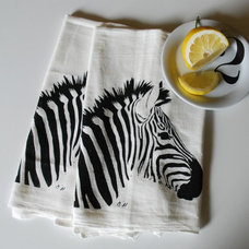 Eclectic Dish Towels by Etsy