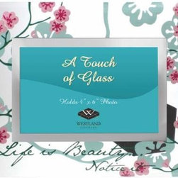 WL - Garden Flowers Design Glass Photo Frame with Life is Beauty Caption - This gorgeous Garden Flowers Design Glass Photo Frame with Life is Beauty Caption has the finest details and highest quality you will find anywhere! Garden Flowers Design Glass Photo Frame with Life is Beauty Caption is truly remarkable.