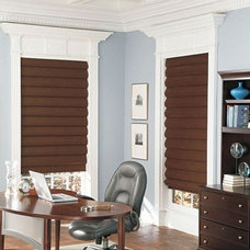 Roman Shades by Blinds Northwest - Portland, OR