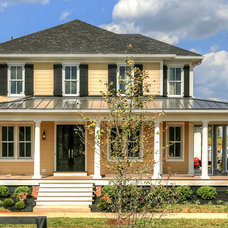 Traditional Exterior by The Ramage Company