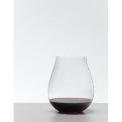 It's five o'clock somewhere - Riedel Stemware: Big O Pinot Noir