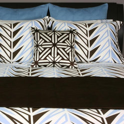 Plush Living - Sicily Duvet Set