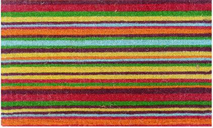 Eclectic Doormats by Etsy
