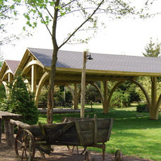 Gazebos by EcoCurves