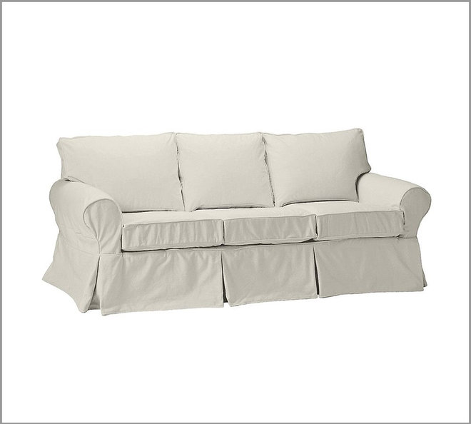 Traditional Sofas by Pottery Barn