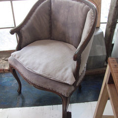 eclectic  nightwood chair