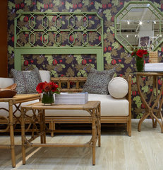eclectic day beds and chaises by Selamat Designs