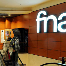 FNAC stores - lighting project - Philips
