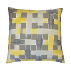 Jiti - Jiti On The Move Pillow - Expressive colors, dynamic patterns and diverse materials in conjunction with clean, modern design - this is Jiti.