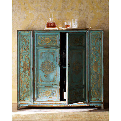Traditional Storage Units And Cabinets by Horchow