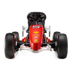 BERG - BERG Ferrari 150 Italia - Dad, this is a ride on toy that you will love to put together and your son will love to ride.  What a statement he will make in the neighborhood.