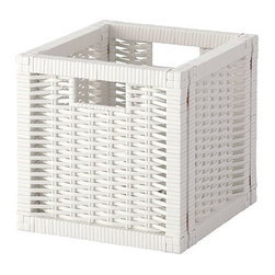 IKEA of Sweden - BRANÄS Basket - Basket, white