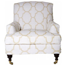 traditional armchairs by Windsor Smith Home Collection