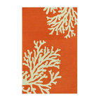 Jaipur Rugs Grant Outdoor GD1 Rug - A fun whimsical design will bring warmth into your home.