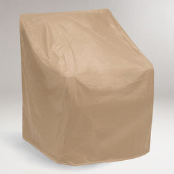 Outdoor Oversized Occasional Chair Cover -