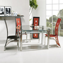 Sesto Modern Dining Table - Features: