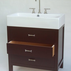 Traditional Bathroom Vanities And Sink Consoles by Fredendall Building Company